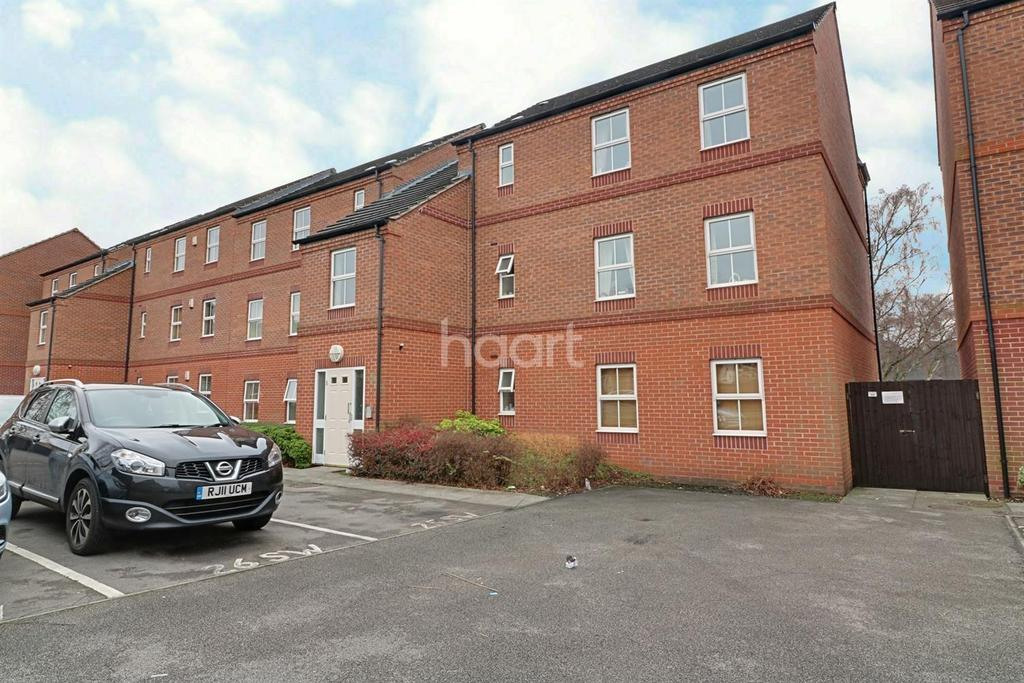 2 Bedrooms Flat for sale in Slaters Way, Bestwood, Nottingham