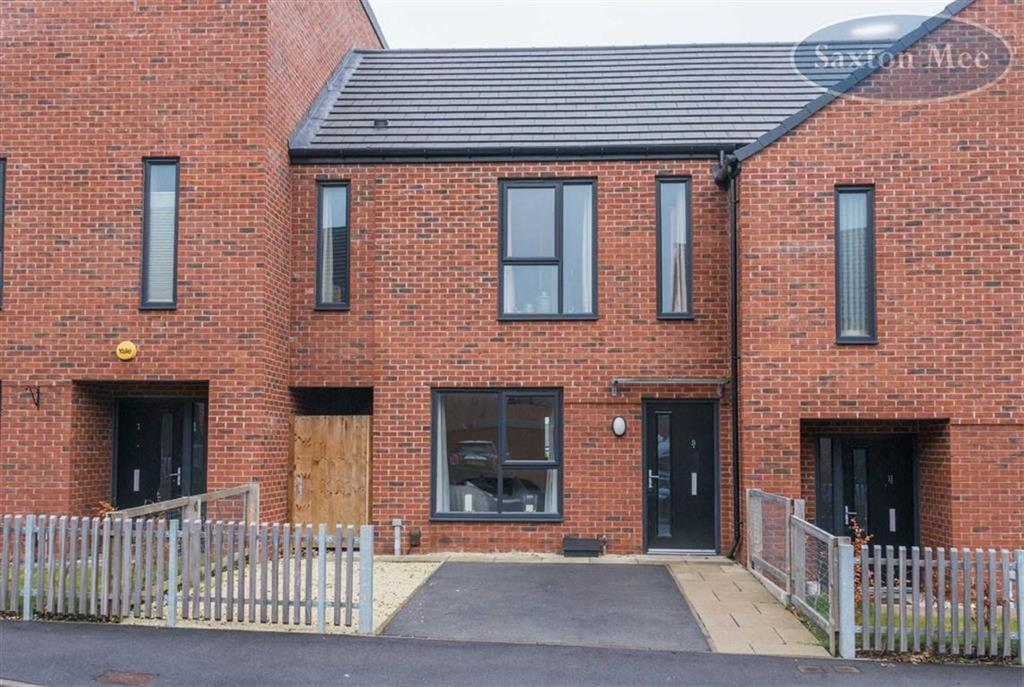 2 Bedrooms Terraced House for sale in Bartlett Road, Southey Green, Sheffield, S5