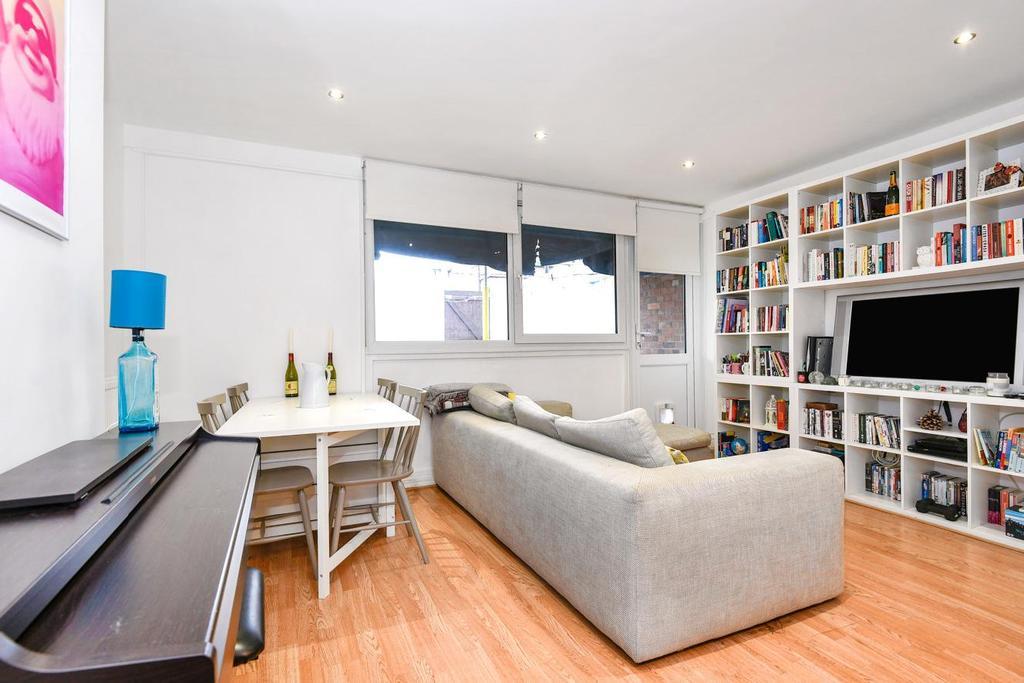 3 Bedrooms Maisonette Flat for sale in Copenhagen Street, Islington