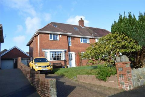 5 bedroom semi-detached house for sale - Cherry Grove, Swansea, SA2