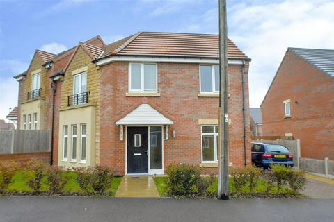 3 bedroom semi-detached house for sale - Albine Road, Langwith Junction, Mansfield