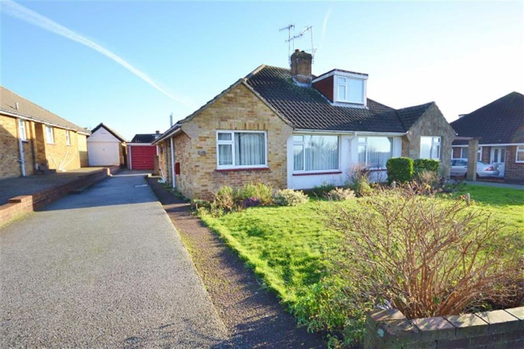 2 Bedrooms Semi Detached Bungalow for sale in Hove