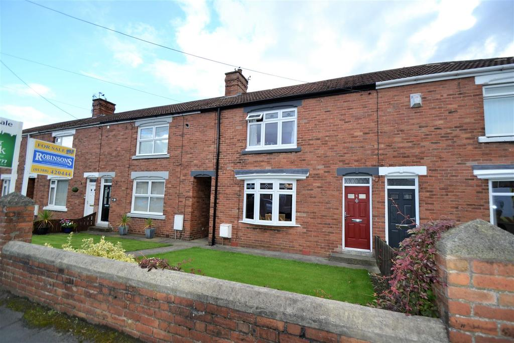 3 Bedrooms Terraced House for sale in Shelley Terrace, Chilton
