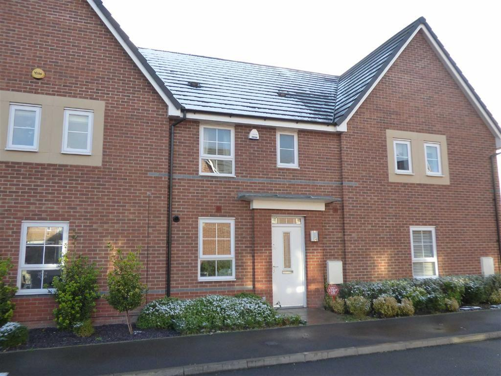 3 Bedrooms Terraced House for sale in Station Court, Cannock, Staffordshire