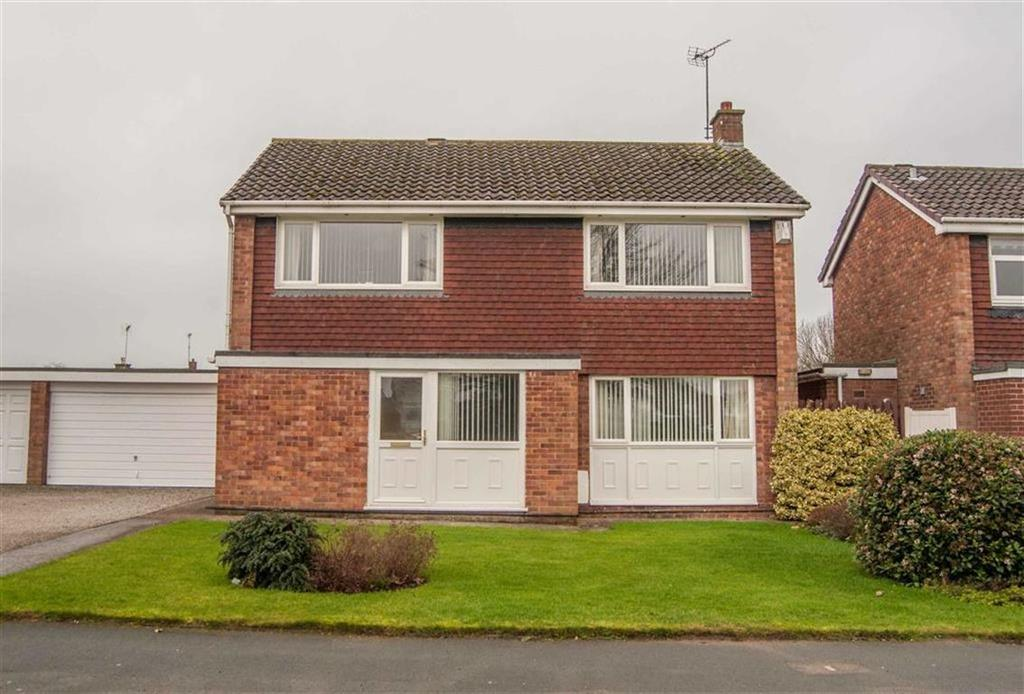 4 Bedrooms Detached House for sale in Castlecroft Road, Westminster Park, Chester, Chester