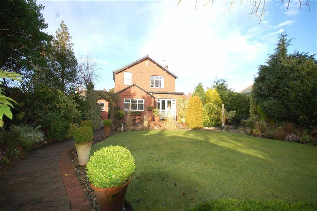 3 Bedrooms Detached House for sale in Wyedale, Whitby, Ellesmere Port