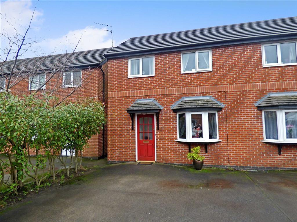 3 Bedrooms Semi Detached House for sale in Verdin Street, Northwich, Cheshire