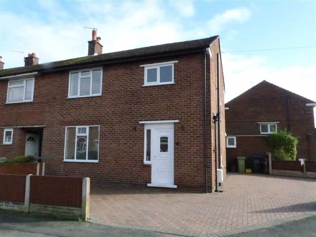3 Bedrooms End Of Terrace House for sale in Ash Road, Sandiway, Northwich, Cheshire