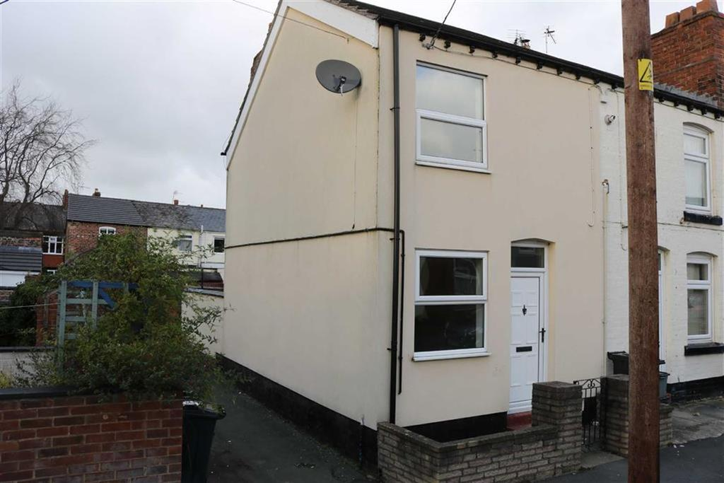 2 Bedrooms End Of Terrace House for sale in Spencer Street, Barnton, Northwich, Cheshire