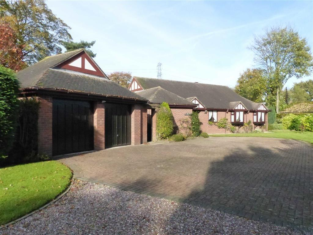 4 Bedrooms Detached Bungalow for sale in Shady Brook Lane, Weaverham, Northwich, Cheshire