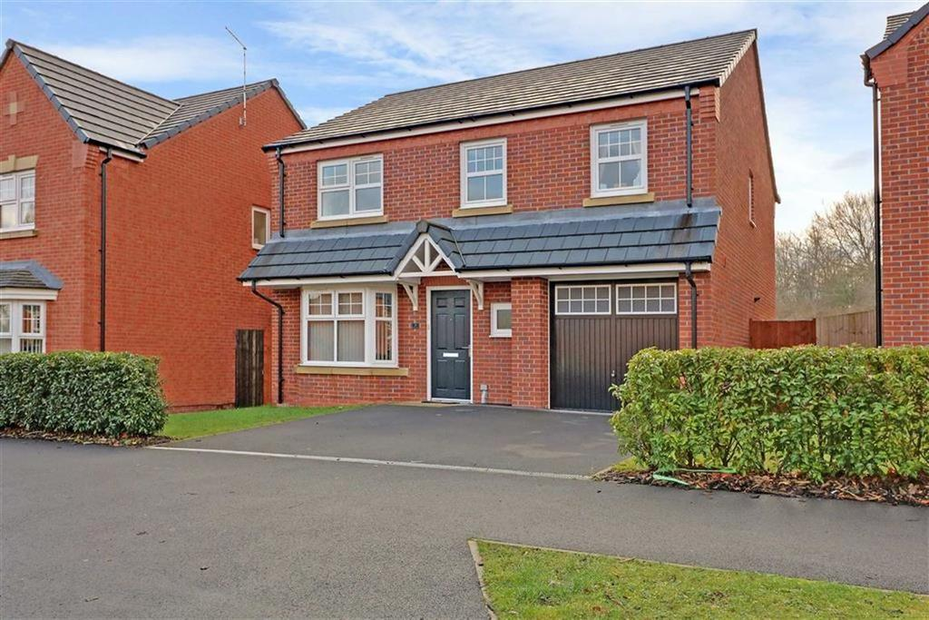4 Bedrooms Detached House for sale in Western Way, Northwich, Cheshire