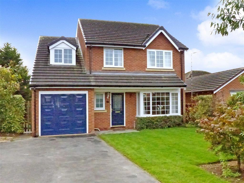 4 Bedrooms Detached House for sale in Millgate, Cuddington, Cuddington Northwich, Cheshire