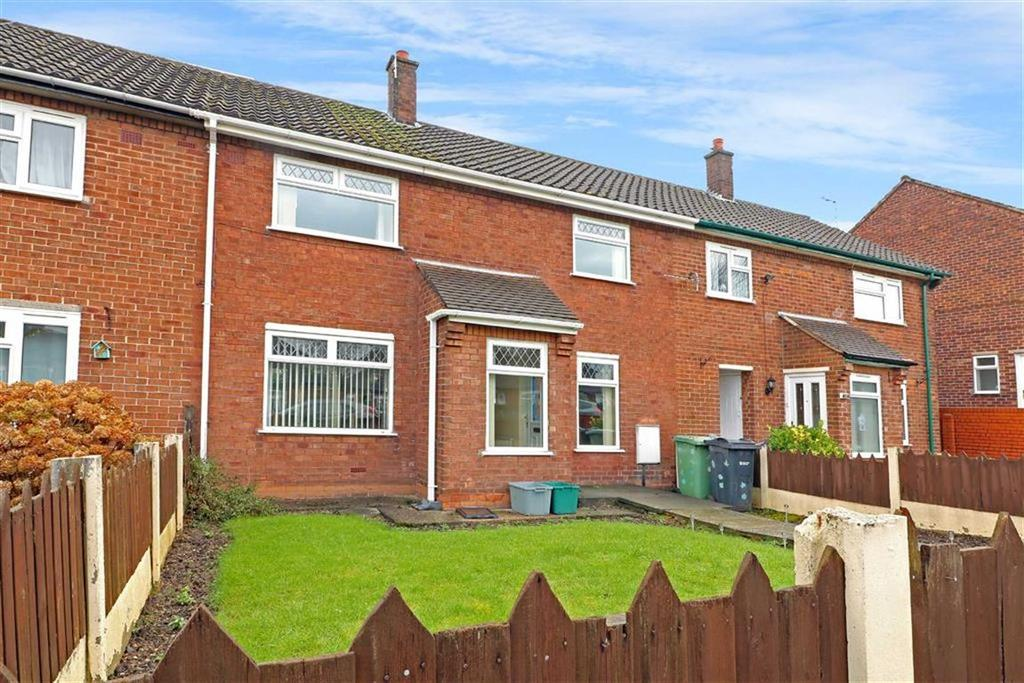 3 Bedrooms Terraced House for sale in Standford Drive, Northwich, Cheshire