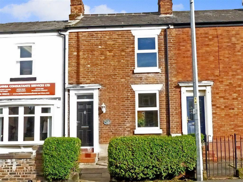 2 Bedrooms Terraced House for sale in London Road, Northwich, Cheshire