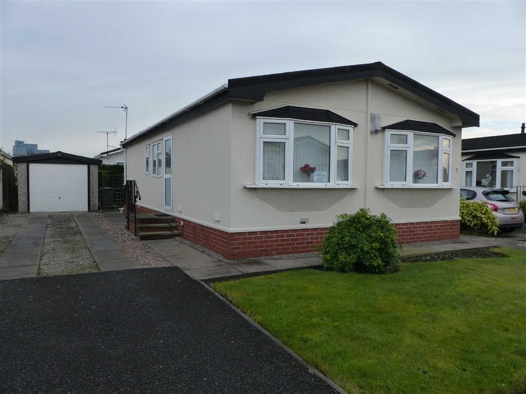 2 Bedrooms Park Home Mobile Home for sale in Hawthorn Walk, Wincham, Cheshire