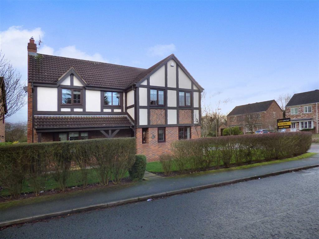 4 Bedrooms Detached House for sale in Mornant Avenue, Hartford, Northwich