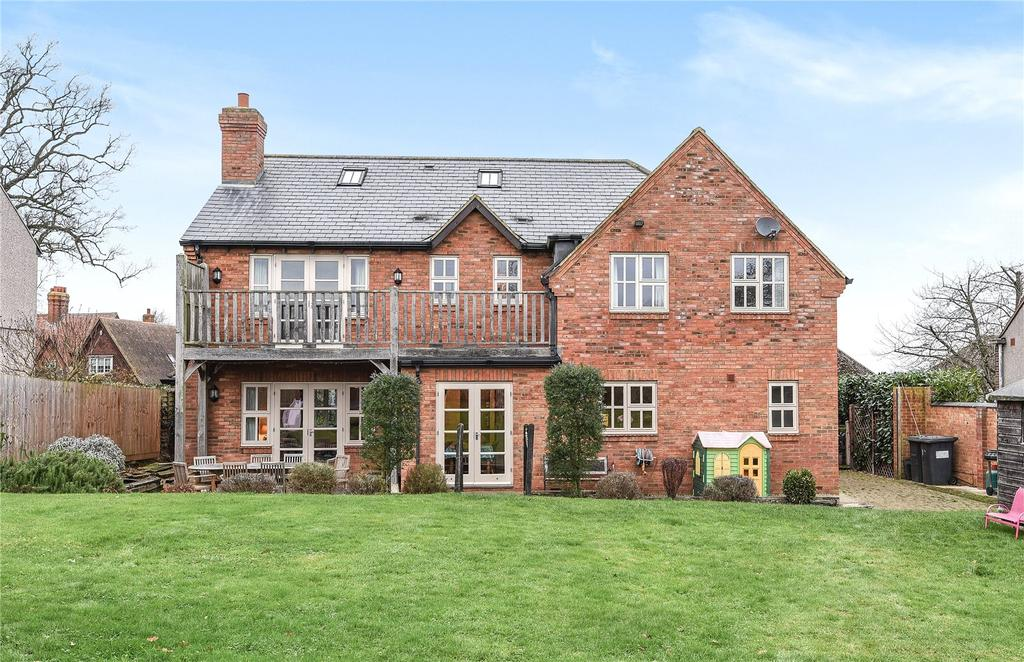 5 Bedrooms Detached House for sale in Holdenby Road, East Haddon, Northamptonshire, NN6