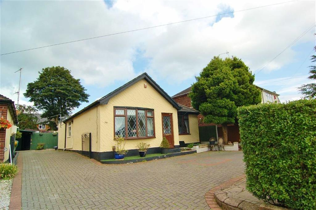 3 Bedrooms Detached Bungalow for sale in Park Lane, Knypersley