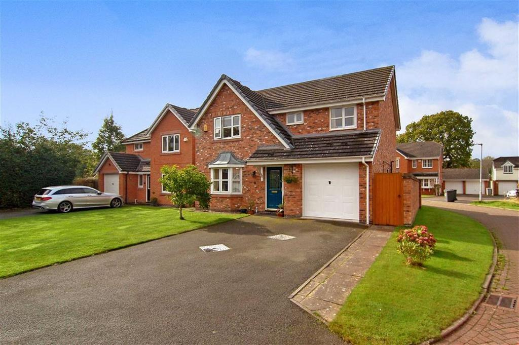4 Bedrooms Detached House for sale in Ryedale Way, Mossley, Congleton