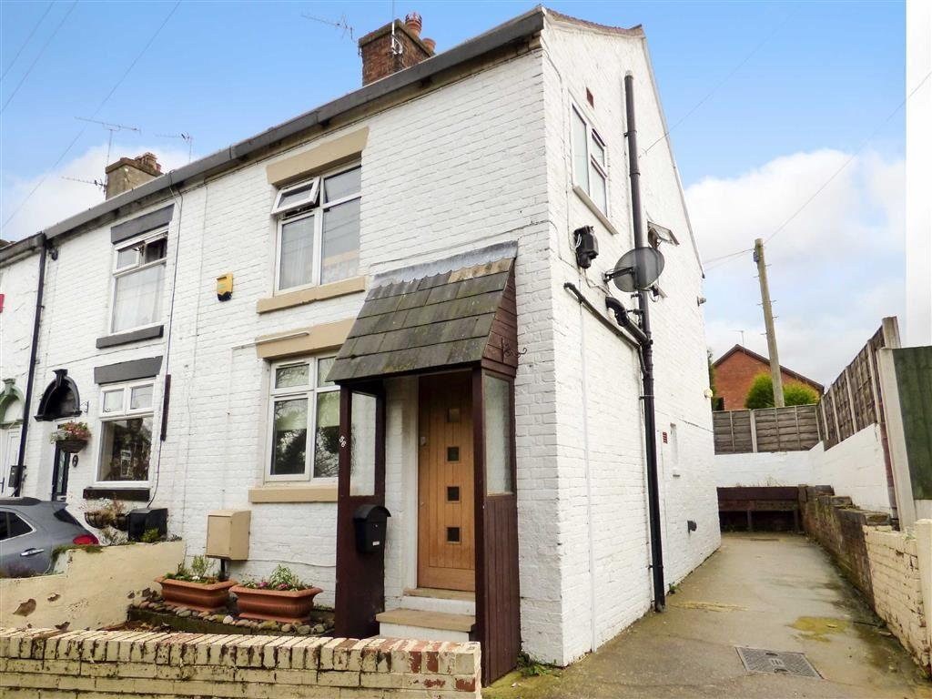 2 Bedrooms End Of Terrace House for sale in Cinderhill Lane, Scholar Green, Stoke-on-Trent