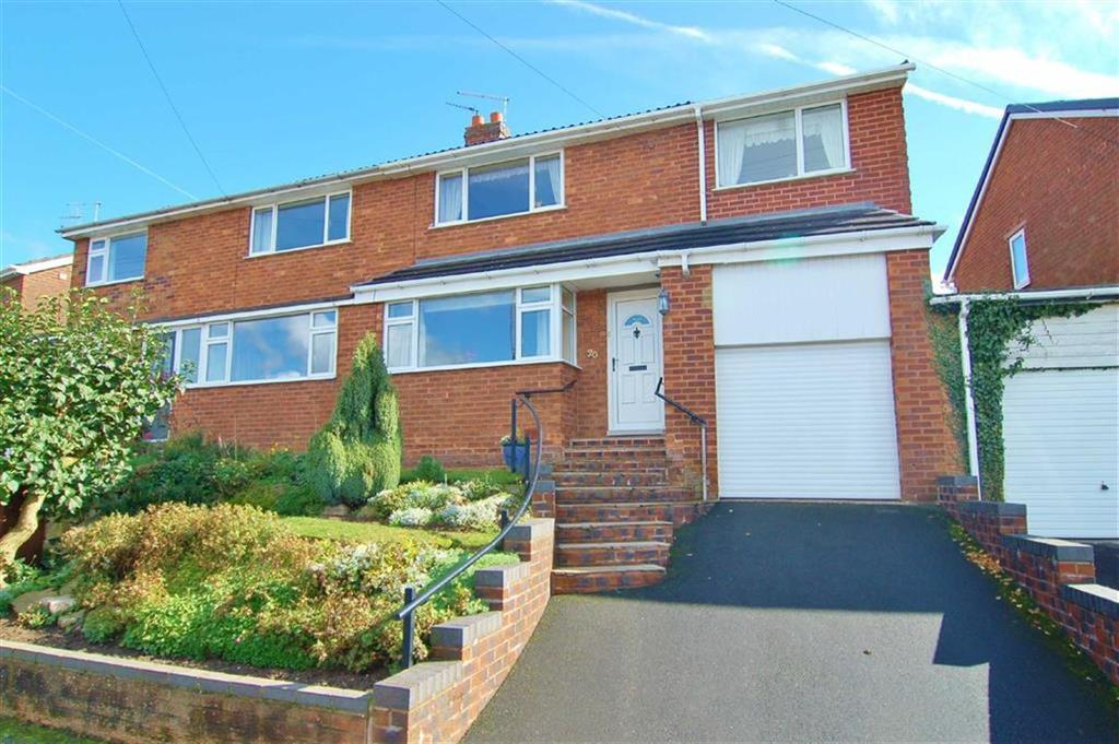 3 Bedrooms Semi Detached House for sale in Semper Close, Congleton