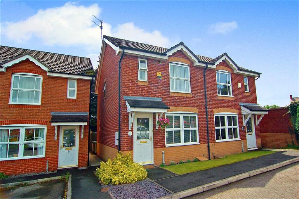 2 Bedrooms Semi Detached House for sale in Obelisk Way, Congleton
