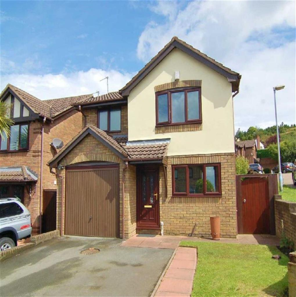 3 Bedrooms Detached House for sale in High View, Mow Cop