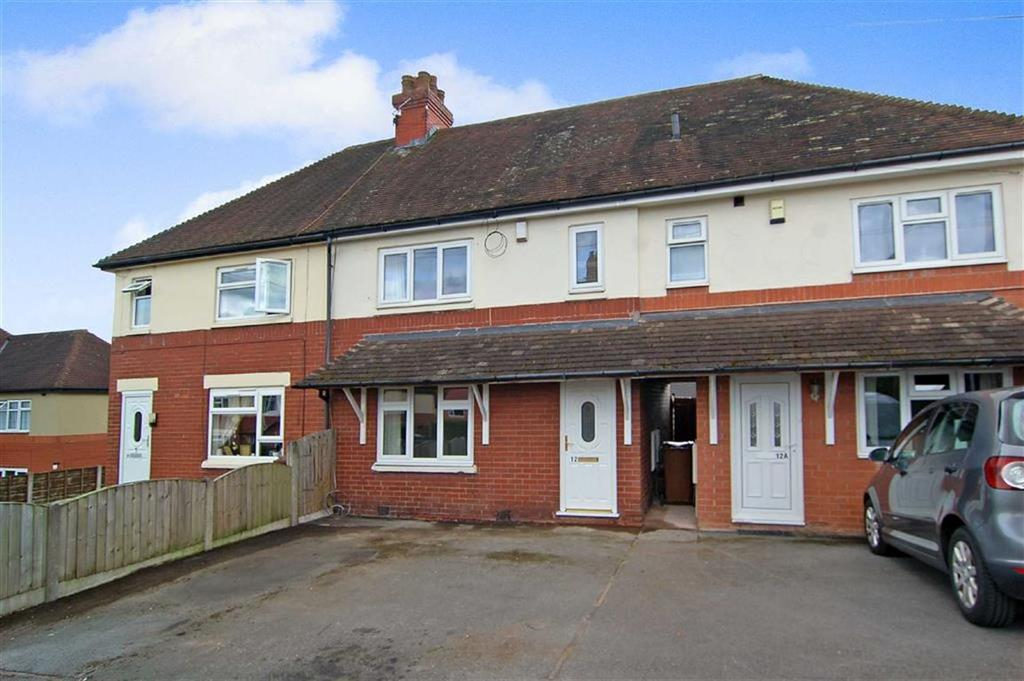 3 Bedrooms Terraced House for sale in Jubilee Road, Congleton