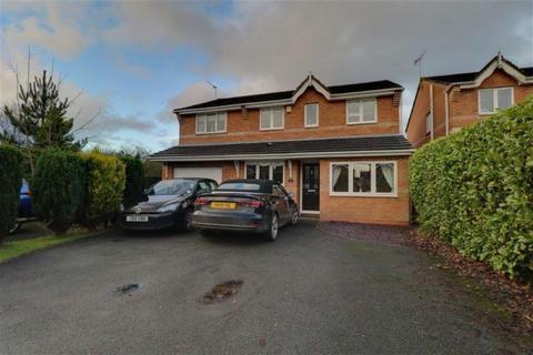 4 bedroom detached house for sale - Hawthorne Grove, Biddulph