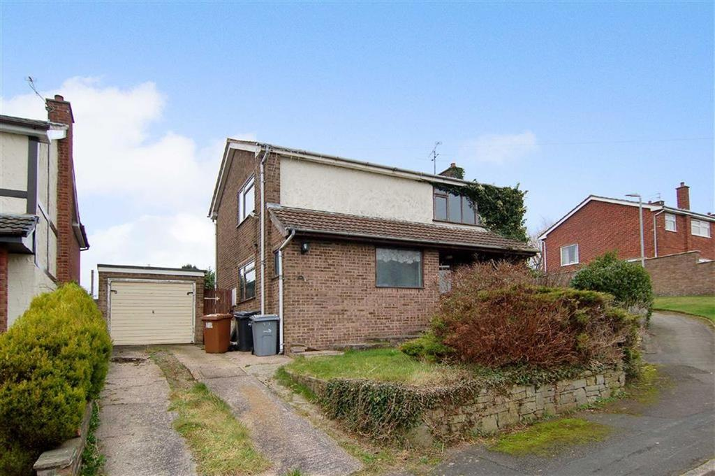 3 Bedrooms Detached House for sale in Kendal Court, West Heath, Congleton