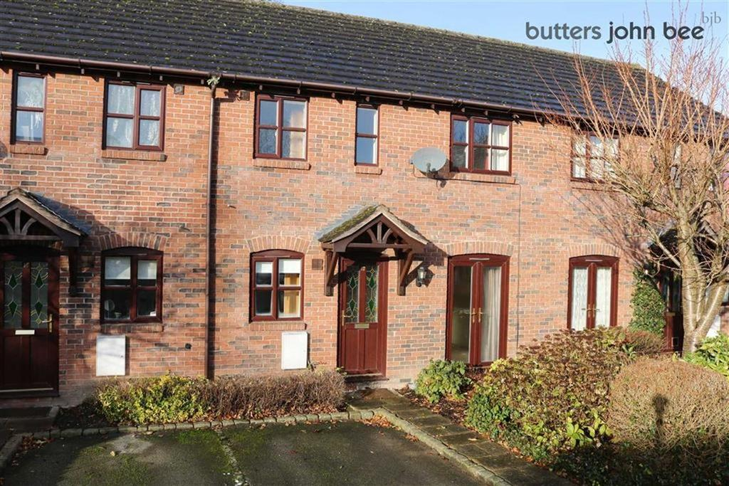 1 Bedroom Town House for sale in Chestnut Drive, Stone, Staffordshire