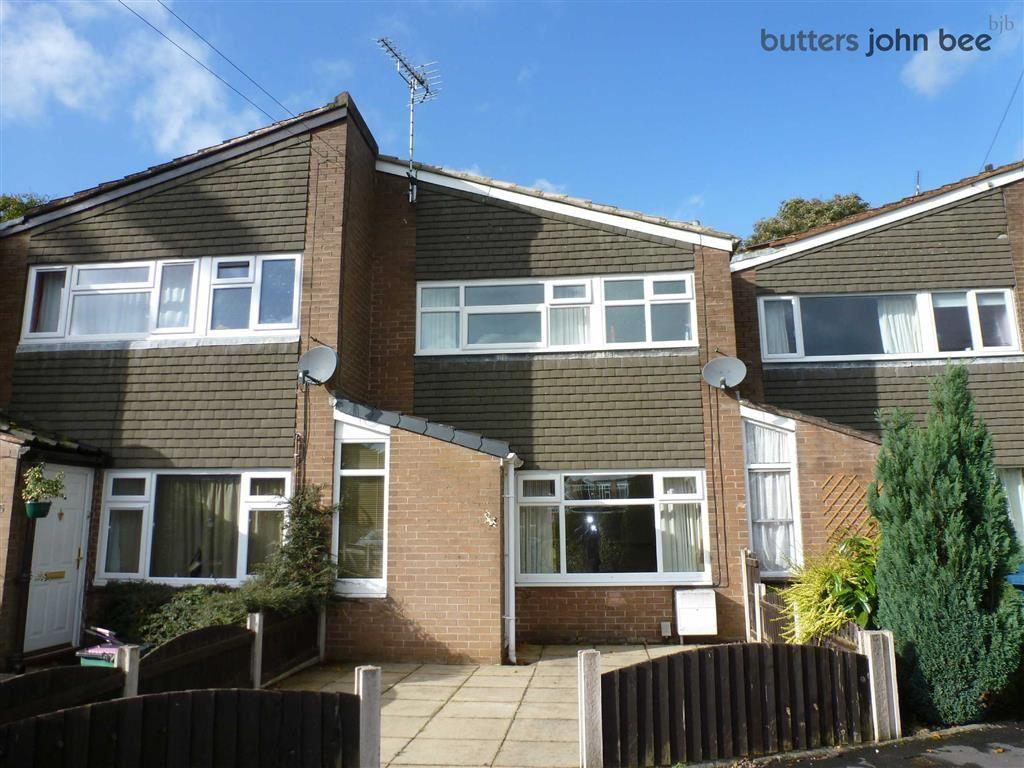2 Bedrooms Terraced House for sale in The Hempbutts, Stone, Staffordshire