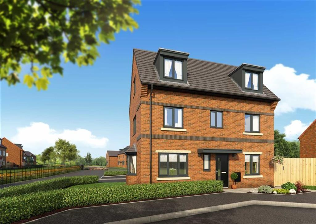 4 Bedrooms Detached House for sale in Woodford Grange, Winsford, Cheshire