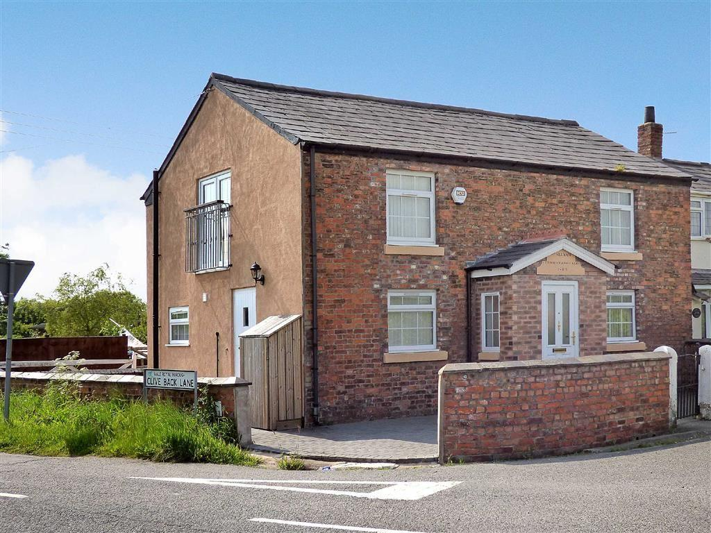 2 Bedrooms Cottage House for sale in Clive Lane, Winsford, Cheshire