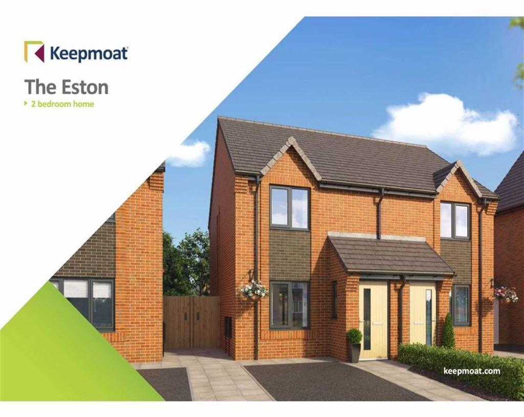 2 Bedrooms Semi Detached House for sale in Woodford Grange, Winsford, Cheshire