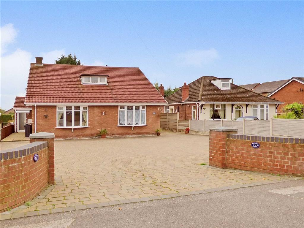 3 Bedrooms Detached Bungalow for sale in Station Road, Winsford, Cheshire