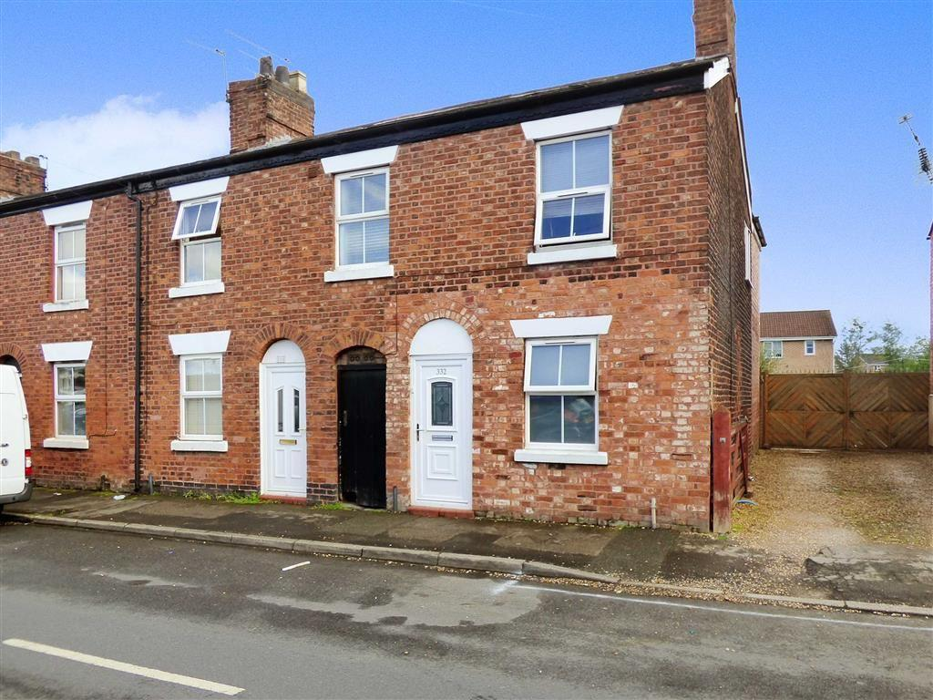 3 Bedrooms End Of Terrace House for sale in Station Road, Winsford, Cheshire