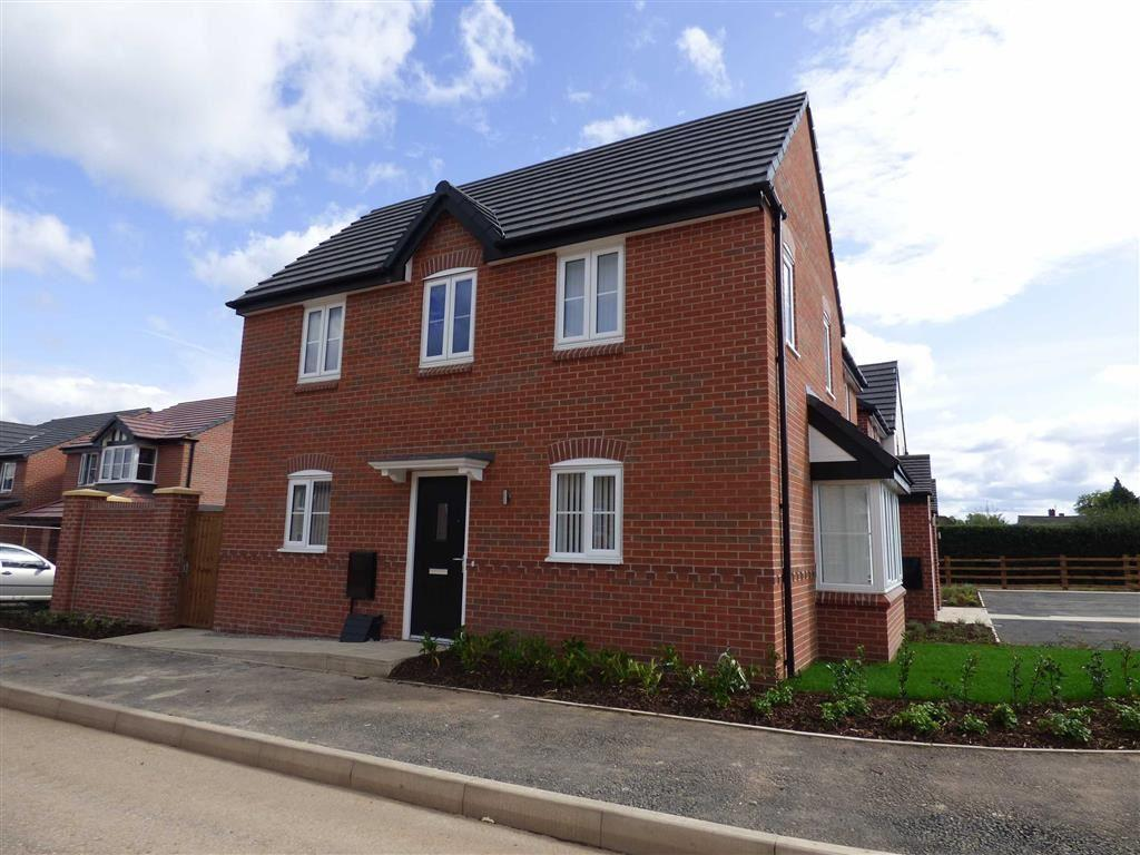 3 Bedrooms Semi Detached House for sale in Swanlow Fields, Winsford, Cheshire