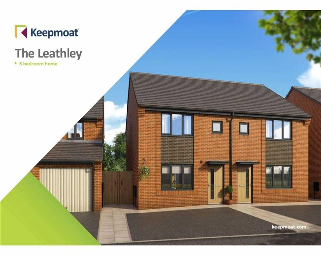 3 Bedrooms Semi Detached House for sale in Woodford Grange, Winsford, Cheshire