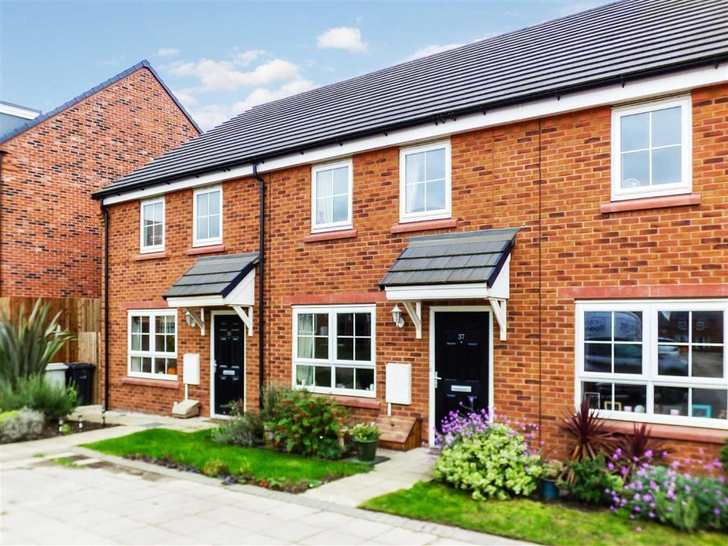 3 Bedrooms Mews House for sale in Harry Mortimer Way, Elworth, Sandbach