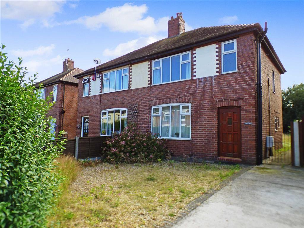 3 Bedrooms Semi Detached House for sale in Newfield Street, Sandbach
