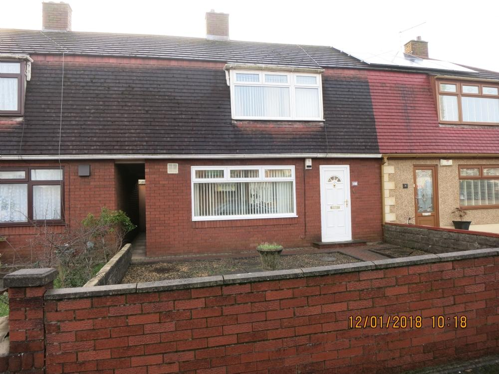 3 Bedrooms Terraced House for sale in Road, Little Warren, Port Talbot., SA12