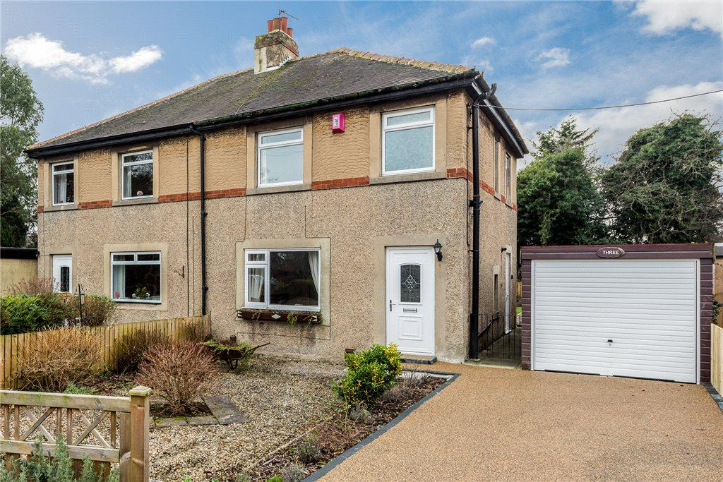 3 Bedrooms Semi Detached House for sale in Northfield Avenue, Wetherby, West Yorkshire