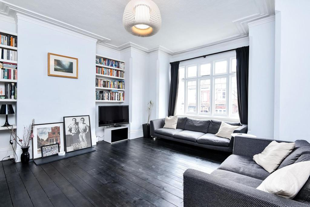 2 Bedrooms Flat for sale in Berkeley Road, Crouch End