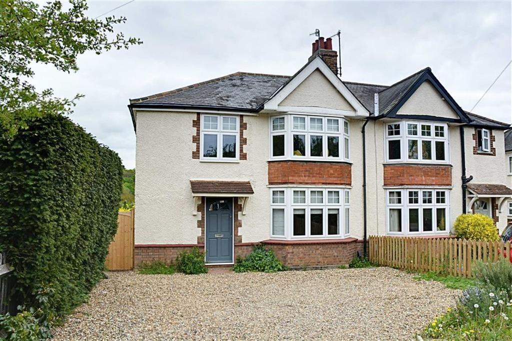 4 Bedrooms Semi Detached House for sale in North Road, Hertford, Herts, SG14