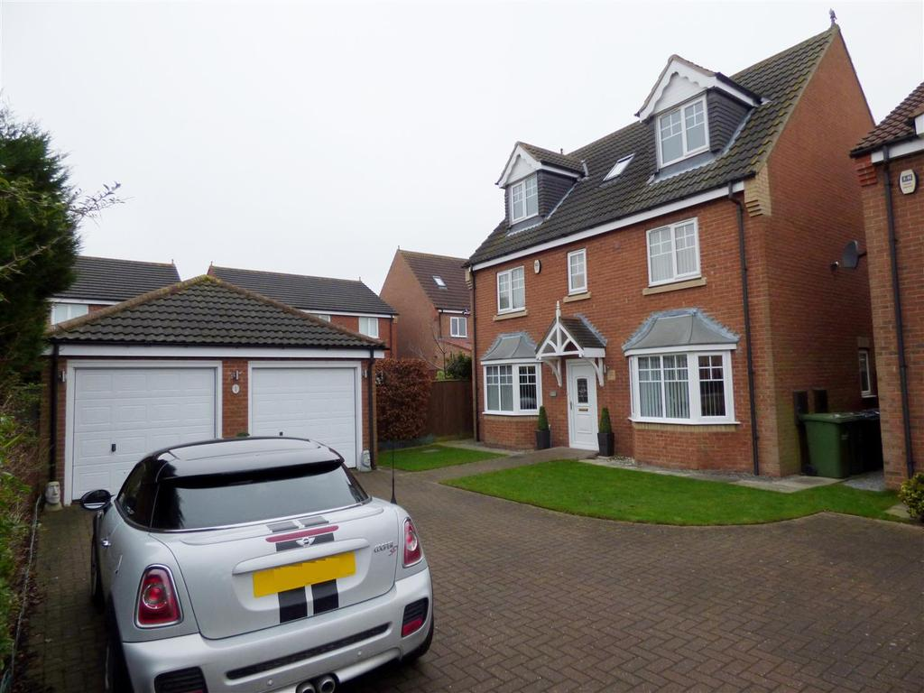 6 Bedrooms Detached House for sale in Foxglove, Shiney Row, Houghton Le Spring