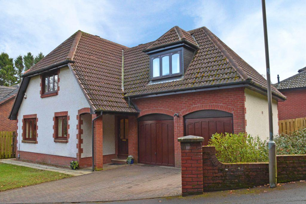 5 Bedrooms Detached House for sale in 3 Ravelrig Hill, Balerno EH14 7DJ
