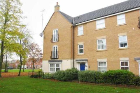 2 bedroom flat for sale - Malsbury Avenue, Leicester, LE7