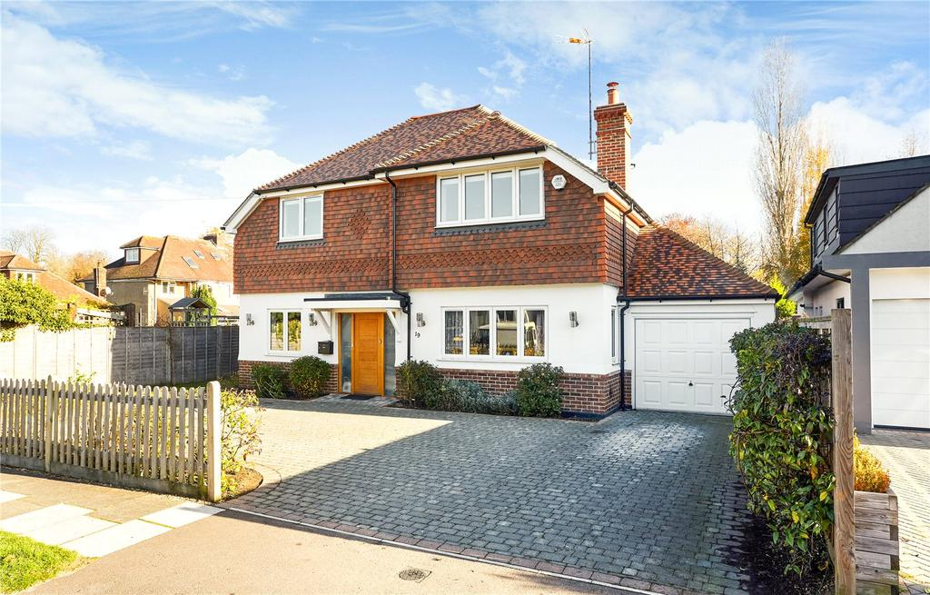 4 Bedrooms Detached House for sale in Robyns Way, Sevenoaks, Kent, TN13