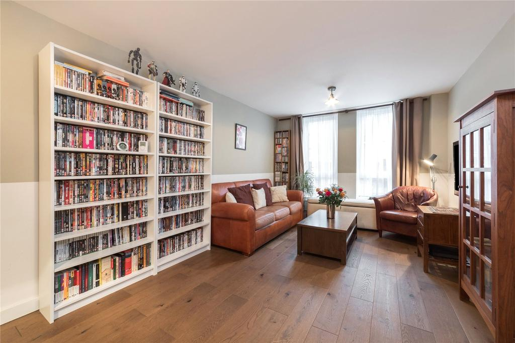 3 Bedrooms Flat for sale in Hilldrop Crescent, Tufnell Park, London